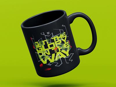 SKAN Branded Mug Concept mug concept design graphic design branding