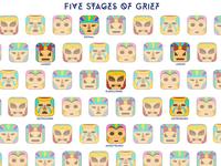 Pattern emotions