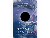 A Brief History Of Time - Book Cover