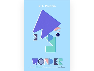 Wonder - Book Cover