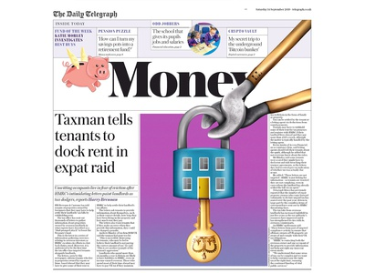 The Telegraph Money Issue 14/09/19