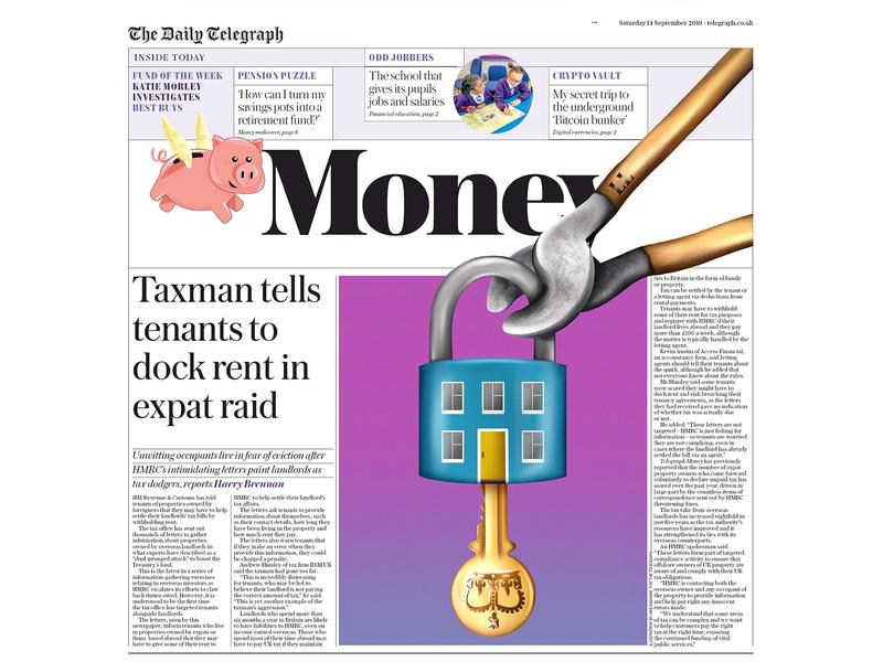 The Telegraph Money Issue 14/09/19 conceptual telegraph money cover illustration cover design editorial illustration editorial design procreate digital illustrator illustration
