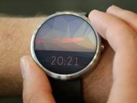 Moto360 Watch Face