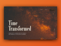Time Transformed