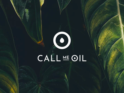 Call Me Oil Logo