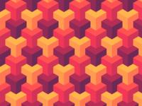 Thrice Cubed Pattern