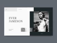 Ever Jameson