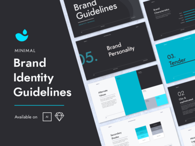 Minimal Brand Guidelines