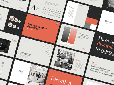 Brand Identity Guidelines brand guidelines style guide