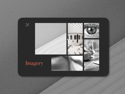 Imagery grid guidelines brand masonry