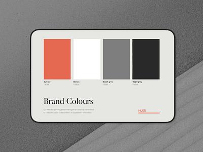 Brand colors icons color color palette colors