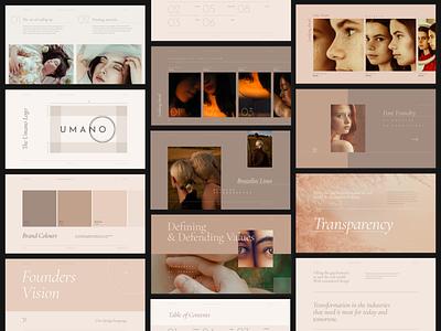 Brand Book Template branding agency identity guide design guide template brand book creative market webdesign branding
