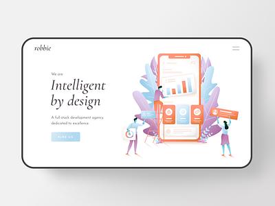 Development Agency illustrations web design company web design agency web agency illustration web design