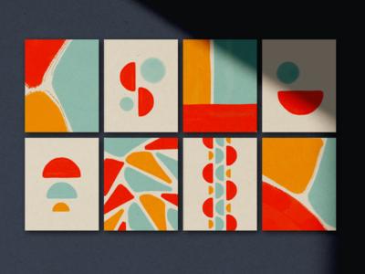 Wava - Abstract Shapes