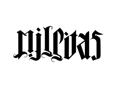 Crossfit Milpitas Ambigram crossfit milpitas ambigram typography tattoo