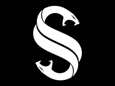 Twin Serpents Logo twin serpents logo snake good evil tshirt