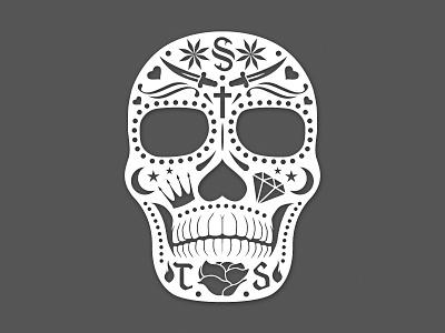 Calavera dayofthedead death skull calavera dotd