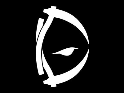 Death Adder - Snake Challenge logo snake death adder scythe death eye
