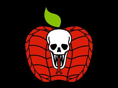 Og Sin snake apple cobra sin devil death fruit of knowledge