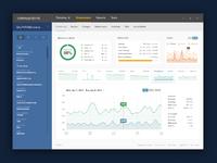 Enterprise dashboard full