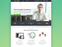 Endorse.me Homepage