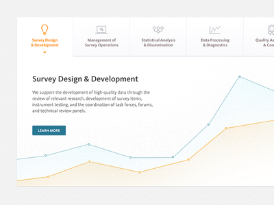 Survey Design & Development
