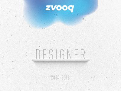 zvooq.ru design portfolio