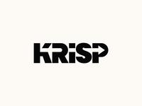 KRISP wordmark logo