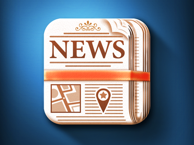 NEWS ios icon