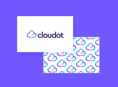Cloudot Logo Design