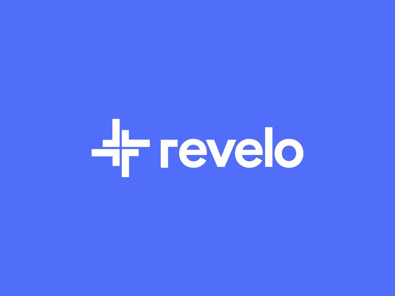 Revelo Hospital - Logo Branding