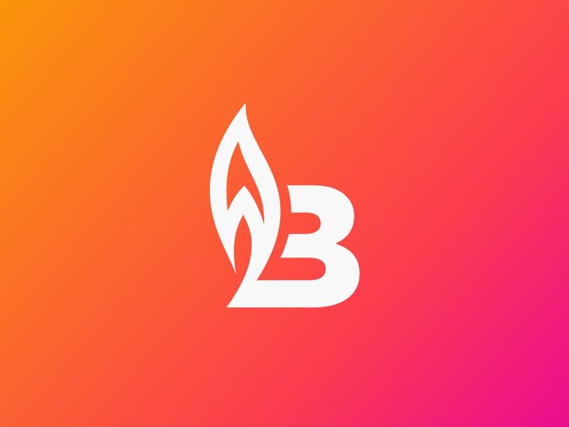 B lettermark logo ( B + flame ) vector icon icons marks symbol startups start ups start-ups smart clever modern logo design marketing graphic consultancy letter mark monogram sale iphone arab symbols network style business dubai flame creative colorful geometric corporate identity developer gas management oil tech best logo designer portfolio alphabet logos brand branding o p q r s t u v w q y z a b c d e f g h i j k l m n 1 2 3 4 5 6 7 8 9 0 logomark