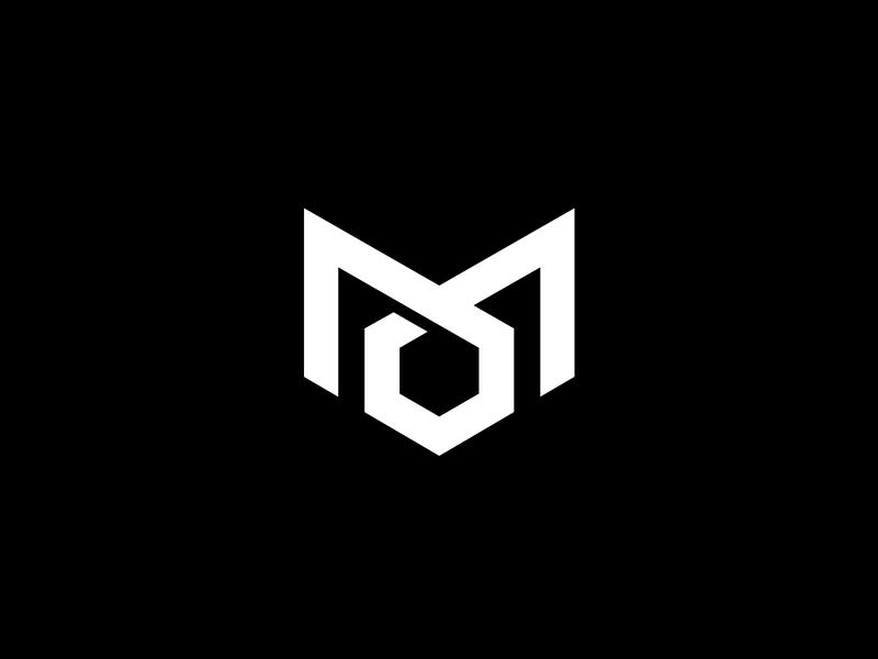 M + O Lettermark Logo trends brand negative space best logos lettermark identity logo designer logo design branding typography symbol monogram m logo m letter mark m logotype logo letter