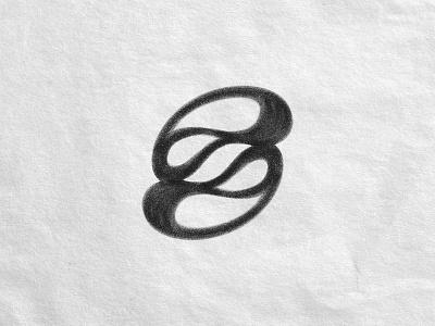 S letter sketch / logo design s sketch branding logo designer s letter negative space monogram logotype letter mark logomark modern clever identity icon logo design logos logo brand designer a b c d e f g h i j k l m n o p q r s t u v w x y z