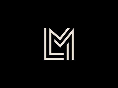 LM monogram t h e q u i c k b r o w n f o x j u m p e d o v e r brand creative logos finance typography design l a z y d o g m logo l logo lm monogram logo design logo designer symbol mark icon identity branding logo