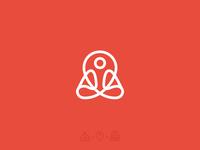 Yoga Place Logo / Mark