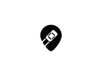 Destination Mark / logo for Application