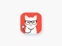 Simbi App Icon - Pet's Health App