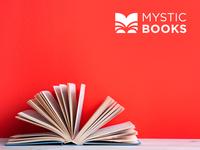 Mystic Books Logo.