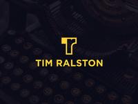 Tim Ralston Logo ( T + R )