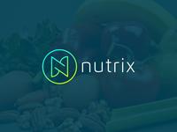 Nutrix Logo - unused concept.