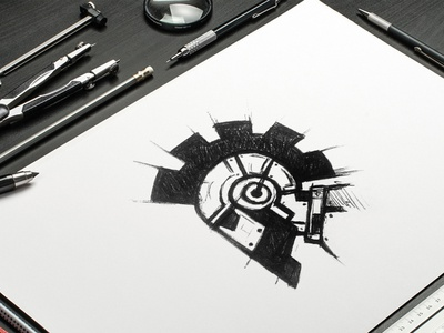 Steampunk Style ( 2D game concept )