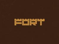 Fort Wordmark