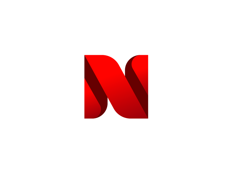 n logo mark by aditya logo designer dribbble