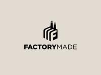 Factory Made Logo ( F + M )