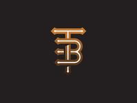 T + B Monogram