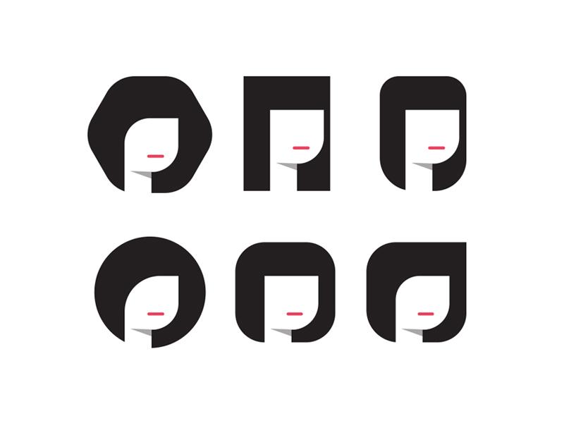 Dribbble Girls Hairstyles By Aditya Logo Designer On Dribbble