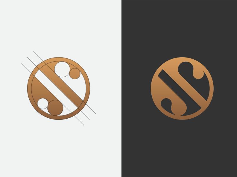 J S Monogram Logo By Aditya Chhatrala On Dribbble