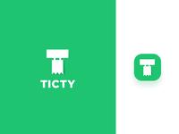 Ticty Logo