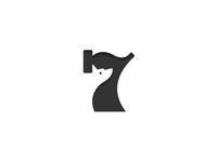 Dog No.7  Logo Mark